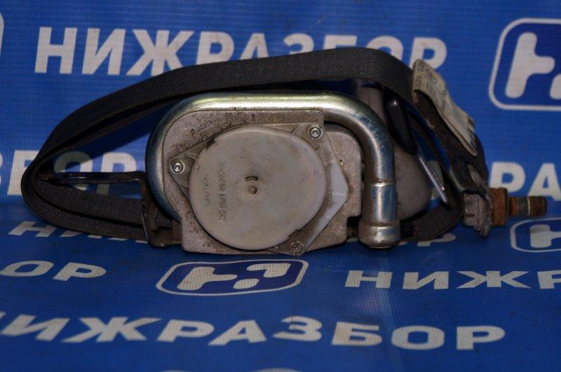 Ремень безопасности с пиропатроном Mitsubishi Lancer 9 CS/CLASSIC 2.0 (4G63) передний левый (б/у)