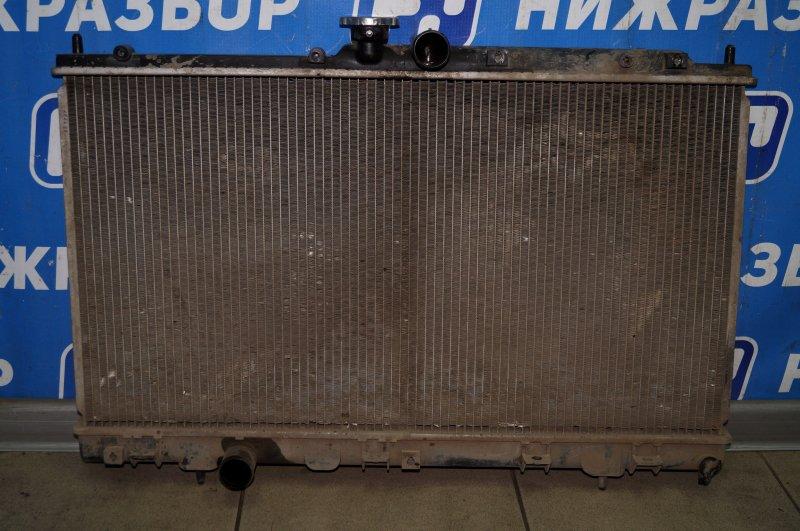 Радиатор основной Mitsubishi Lancer 9 CS/CLASSIC 2.0 (4G63) (б/у)