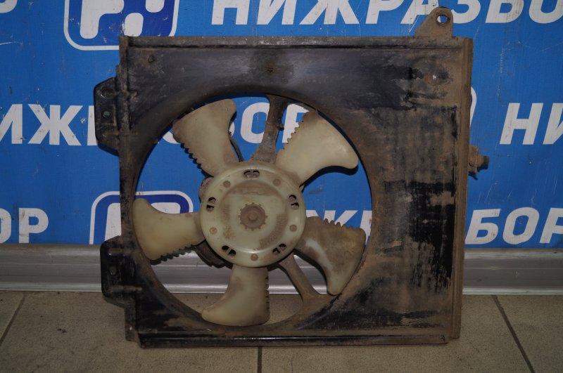Вентилятор радиатора кондиционера Mitsubishi Lancer 9 CS/CLASSIC 2.0 (4G63) (б/у)