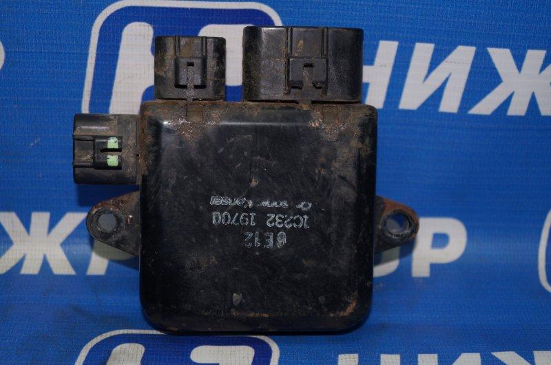 Блок управления вентилятором Mitsubishi Lancer 9 CS/CLASSIC 2.0 (4G63) (б/у)