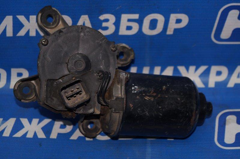 Моторчик стеклоочистителя Kia Spectra 2001 передний (б/у)