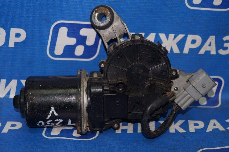 Моторчик стеклоочистителя Chevrolet Aveo T250 2005 передний (б/у)