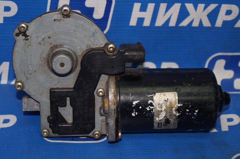 Моторчик стеклоочистителя Bmw 5-Серия E39 1995 передний (б/у)