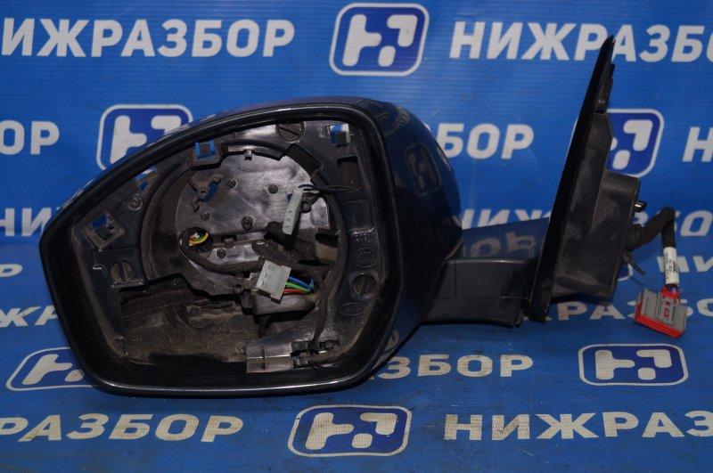 Зеркало электрическое Jaguar F-Pace 2016> левое (б/у)
