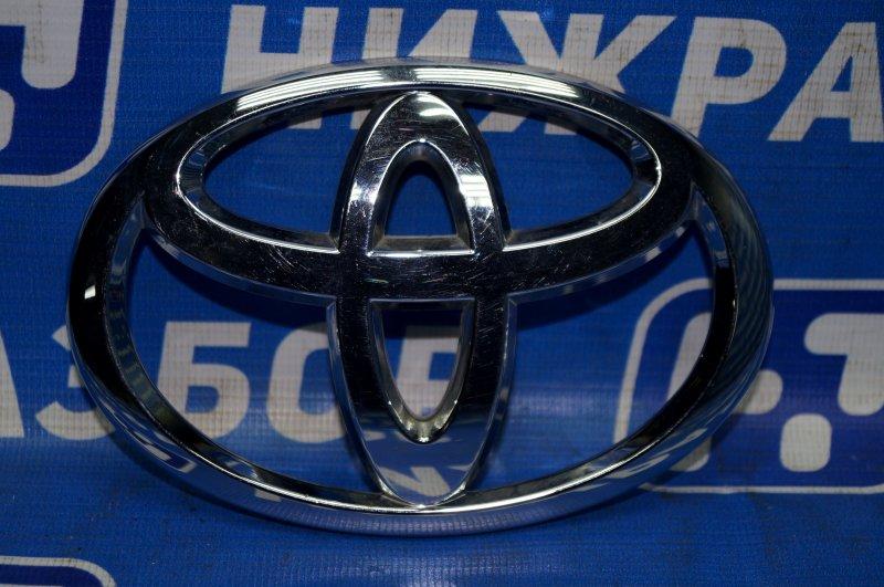 Значок (эмблема) Toyota Land Cruiser 200 2008> (б/у)