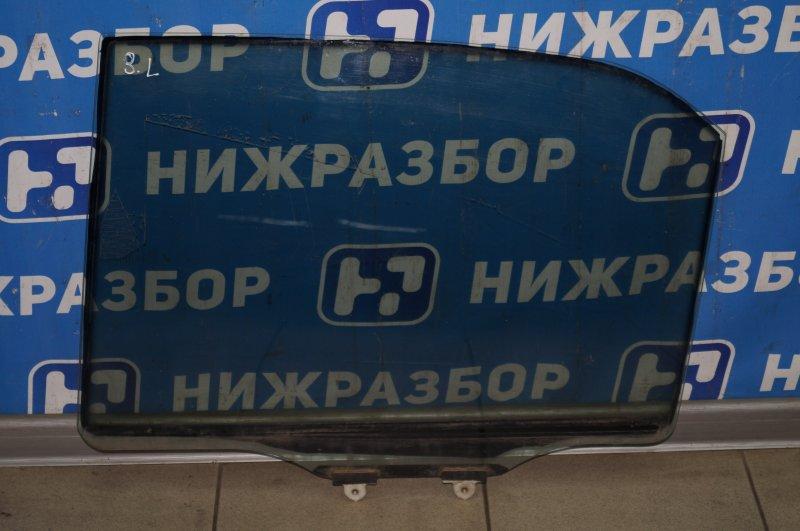 Стекло двери Mitsubishi Lancer 9 CS/CLASSIC 2.0 (4G63) заднее левое (б/у)
