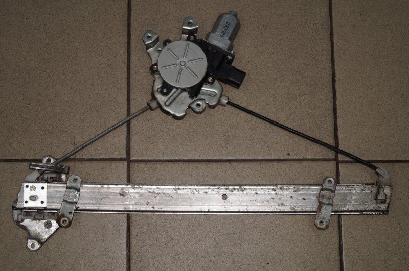 Стеклоподъемник эл. Mitsubishi Lancer 9 CS/CLASSIC 2.0 (4G63) передний левый (б/у)