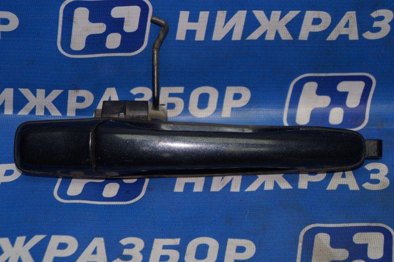Ручка двери наружная Mitsubishi Lancer 9 CS/CLASSIC 2.0 (4G63) задняя правая (б/у)