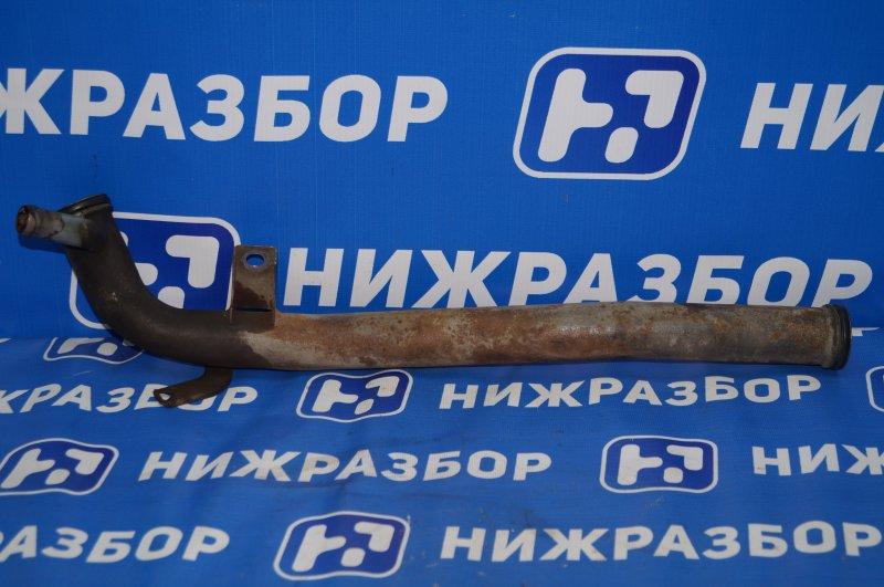 Трубка охлажд. жидкости металлическая Mitsubishi Lancer 9 CS/CLASSIC 2.0 (4G63) (б/у)