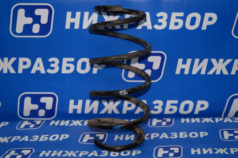 Пружина Hyundai Elantra MD 1.6 2011 задняя (б/у)