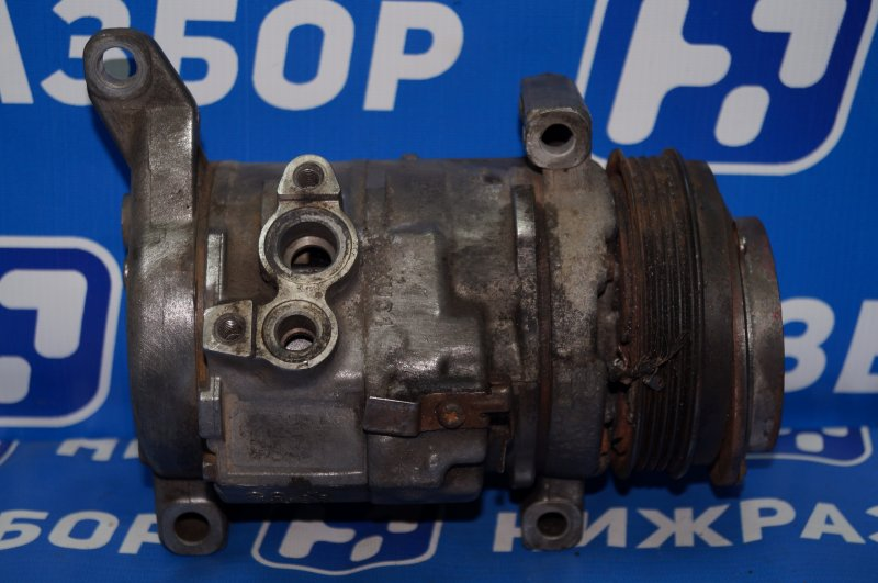 Компрессор кондиционера Chevrolet Tahoe 900 5.3 LMG 2013 (б/у)