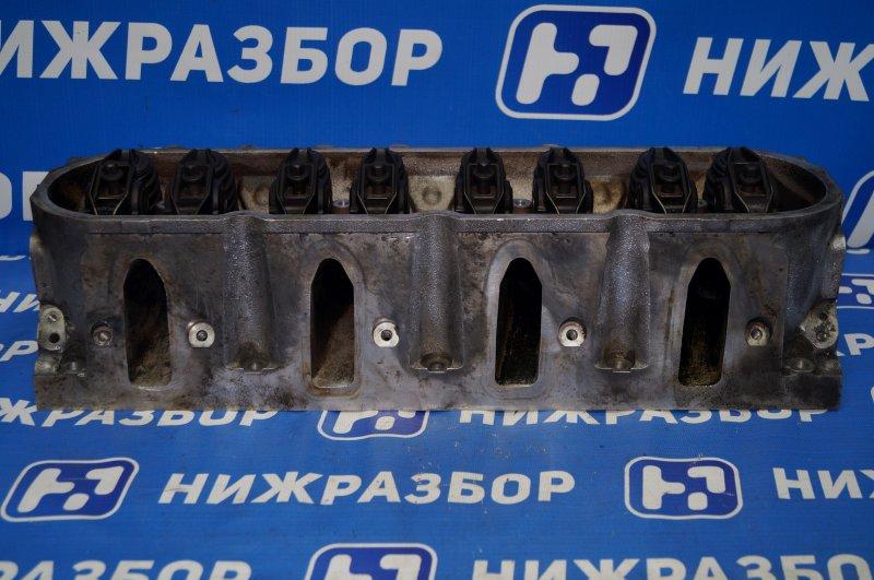 Головка блока цилиндров (гбц) Chevrolet Tahoe 900 5.3 LMG 2013 правая (б/у)