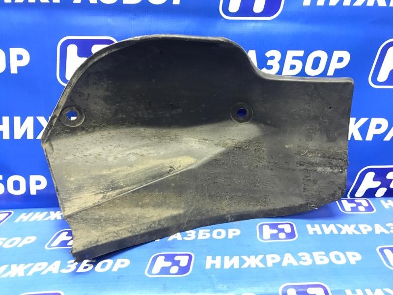 Подкрылок Lada Largus задний правый (б/у)