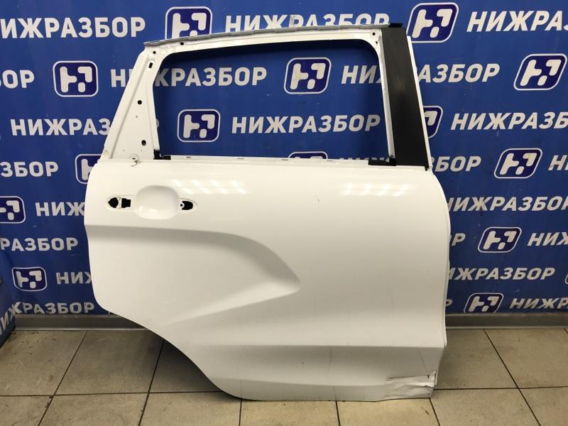 Дверь Lada X-Ray задняя правая (б/у)