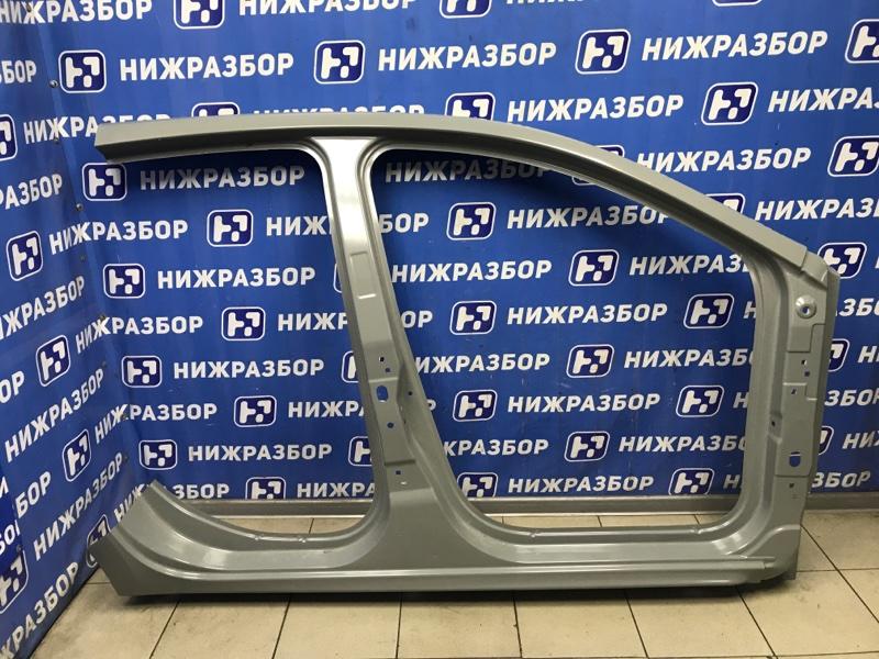Боковина наружная Lada X-Ray правая (б/у)