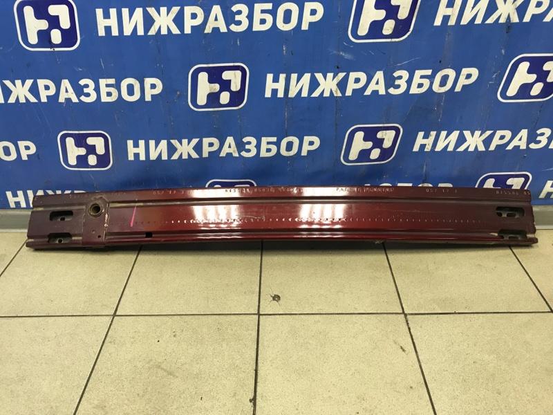 Усилитель бампера Nissan Qashqai J11 задний (б/у)