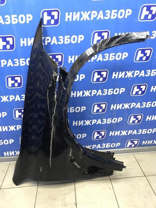 Крыло Bmw X6 G06 переднее правое (б/у)