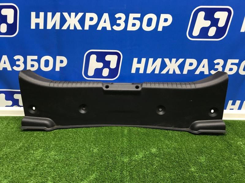 Обшивка багажника Ford Mondeo 4 задняя (б/у)