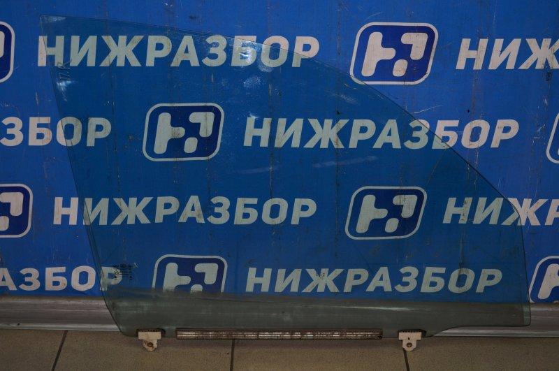 Стекло двери Chery Tiggo T11 2.4 4G64S4M 2007 переднее правое (б/у)
