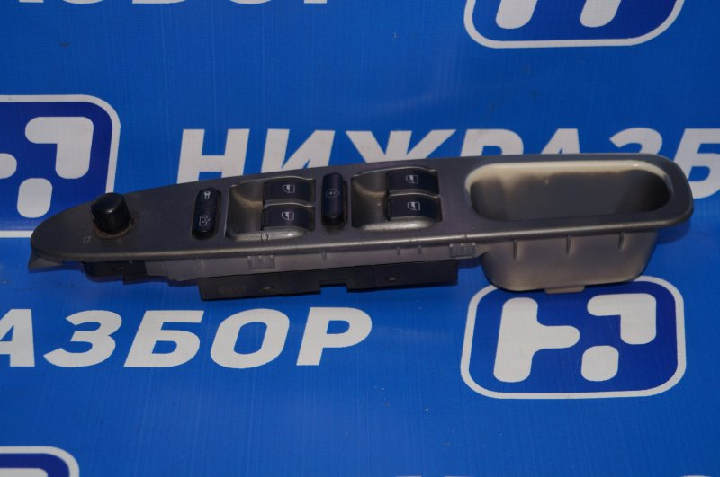 Блок управления стеклоподъемниками Chery Tiggo T11 2.4 4G64S4M 2007 (б/у)