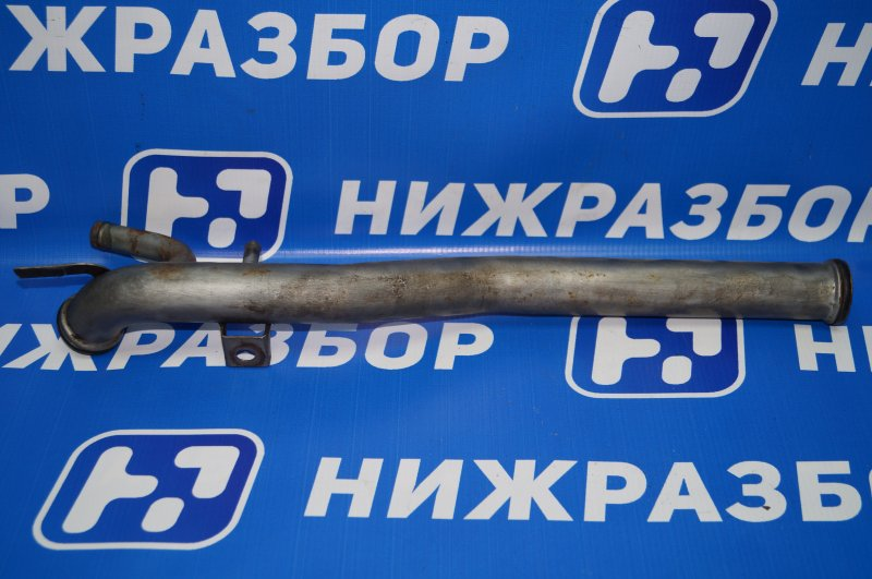 Трубка охлажд. жидкости металлическая Chery Tiggo T11 2.4 4G64S4M 2007 (б/у)