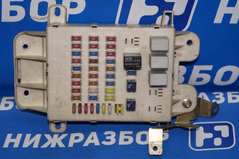 Блок предохранителей Chery Tiggo T11 2.4 4G64S4M 2007 (б/у)