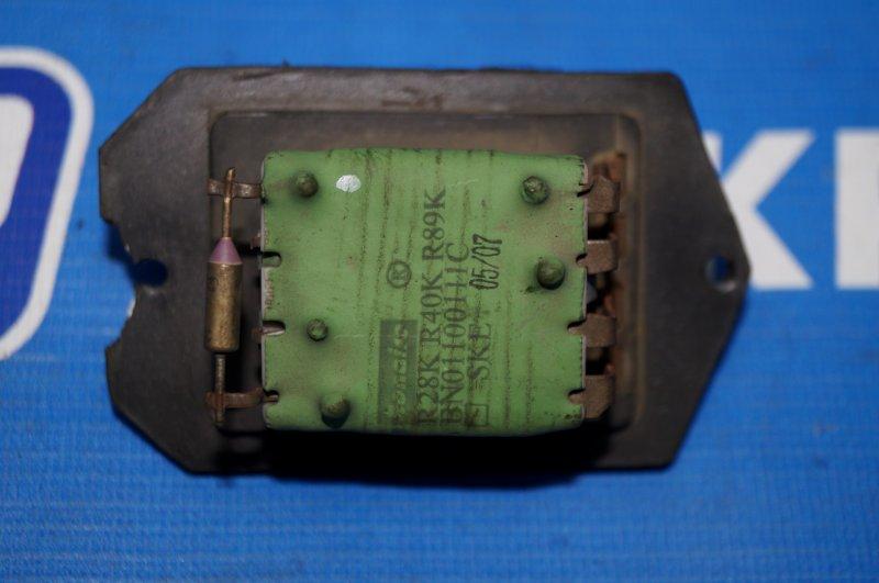 Резистор отопителя Chery Tiggo T11 2.4 4G64S4M 2007 (б/у)