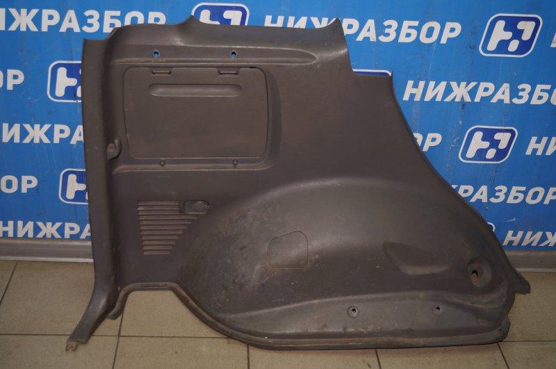 Обшивка багажника Chery Tiggo T11 2.4 4G64S4M 2007 задняя левая (б/у)