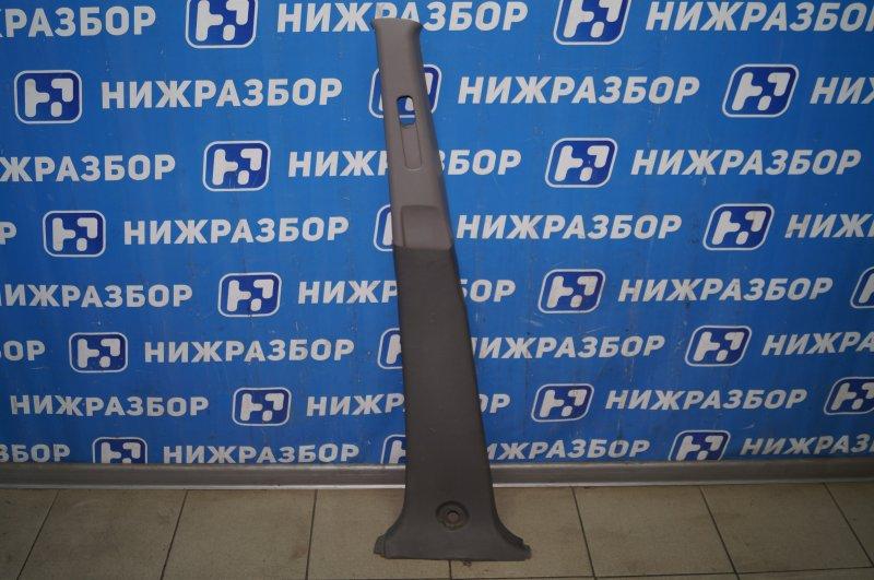 Обшивка стойки Chery Tiggo T11 2.4 4G64S4M 2007 левая (б/у)