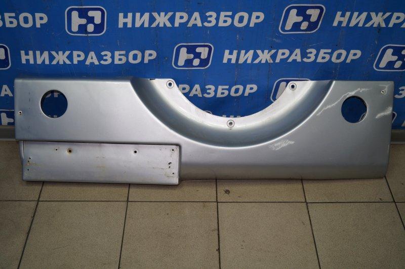 Накладка двери багажника Chery Tiggo T11 2.4 4G64S4M 2007 (б/у)