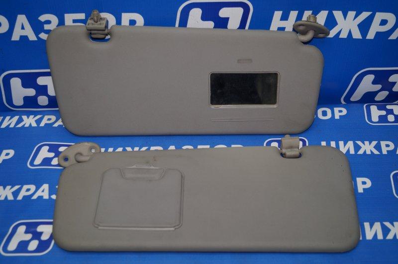 Козырек солнцезащитный Chery Tiggo T11 2.4 4G64S4M 2007 (б/у)