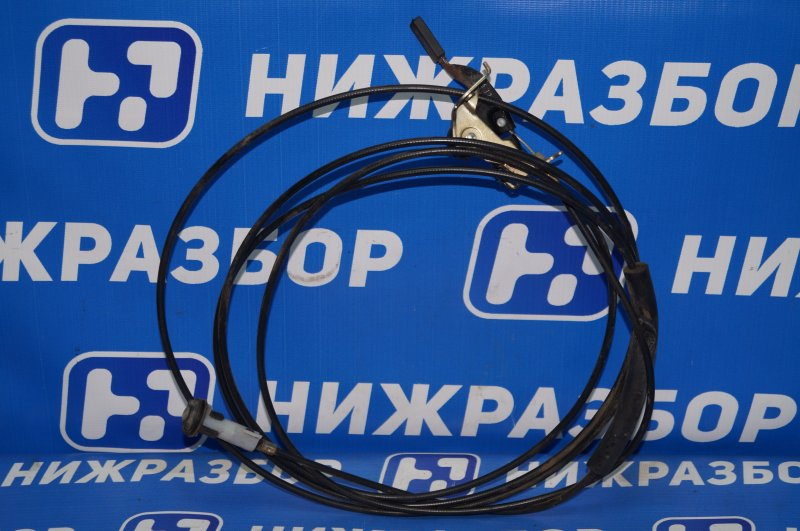 Трос лючка бензобака Chery Tiggo T11 2.4 4G64S4M 2007 (б/у)