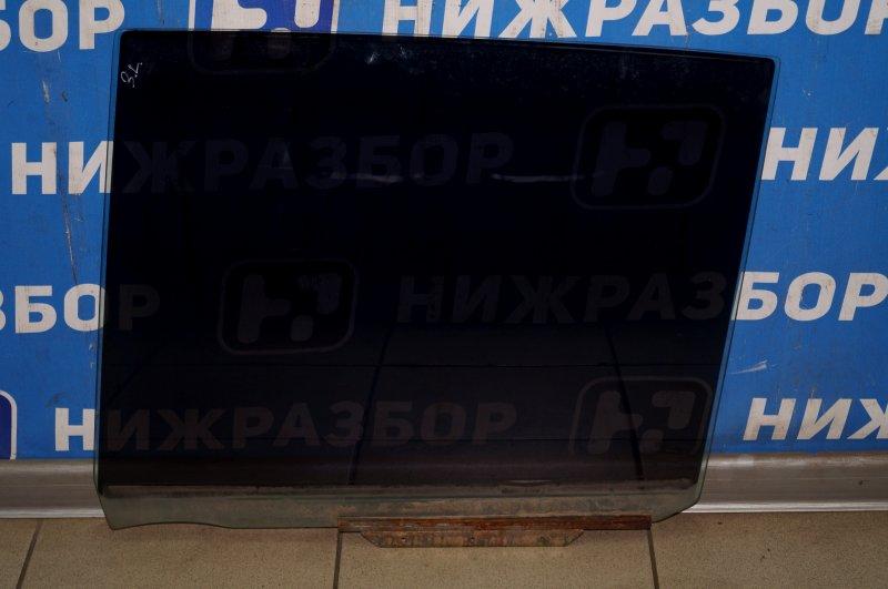 Стекло двери Chery Tiggo T11 2.4 4G64S4M 2007 заднее левое (б/у)