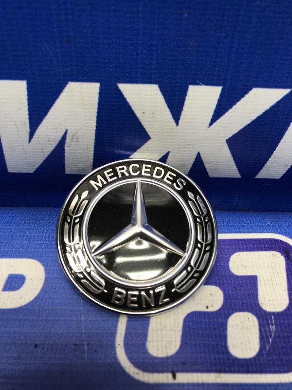 Значок (эмблема) Mercedes A-Class W177 передний (б/у)