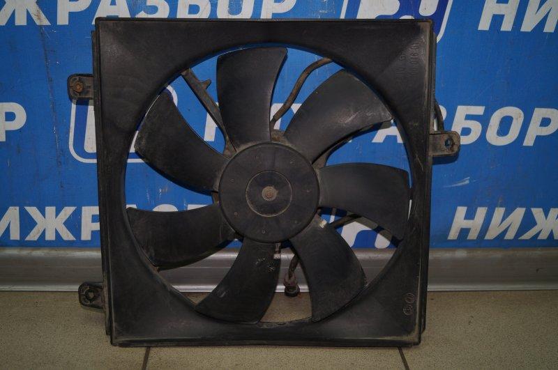 Вентилятор радиатора кондиционера Chery Tiggo T11 1.8 SQR481FC 2009 (б/у)