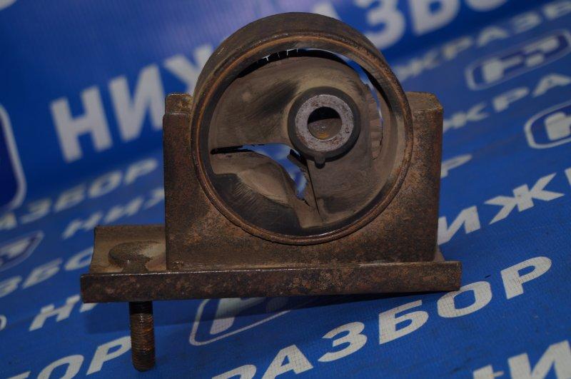 Опора двигателя Chery Tiggo T11 1.8 SQR481FC 2009 задняя (б/у)