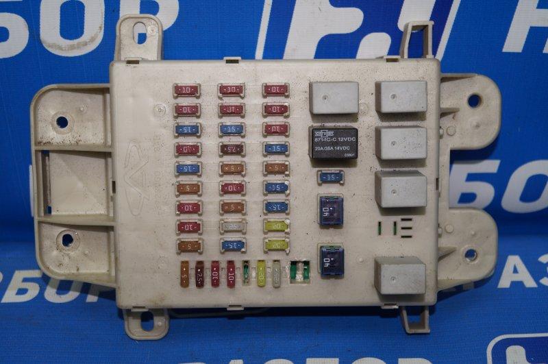 Блок предохранителей Chery Tiggo T11 1.8 SQR481FC 2009 (б/у)