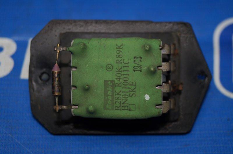 Резистор отопителя Chery Tiggo T11 1.8 SQR481FC 2009 (б/у)