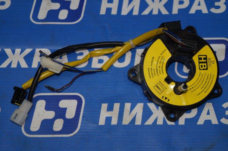 Шлейф подрулевой для srs Chery Tiggo T11 1.8 SQR481FC 2009 (б/у)