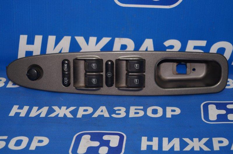 Блок управления стеклоподъемниками Chery Tiggo T11 1.8 SQR481FC 2009 (б/у)