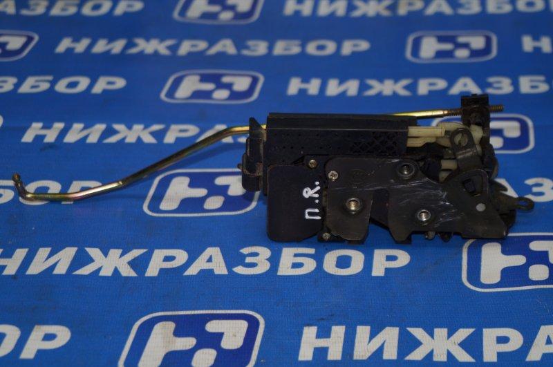 Замок двери Chery Tiggo (T11) 1.8 SQR481FC 2009 передний правый (б/у)