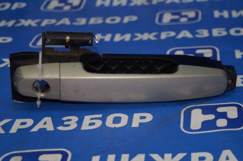 Ручка двери наружная Chery Tiggo (T11) 1.8 SQR481FC 2009 передняя правая (б/у)