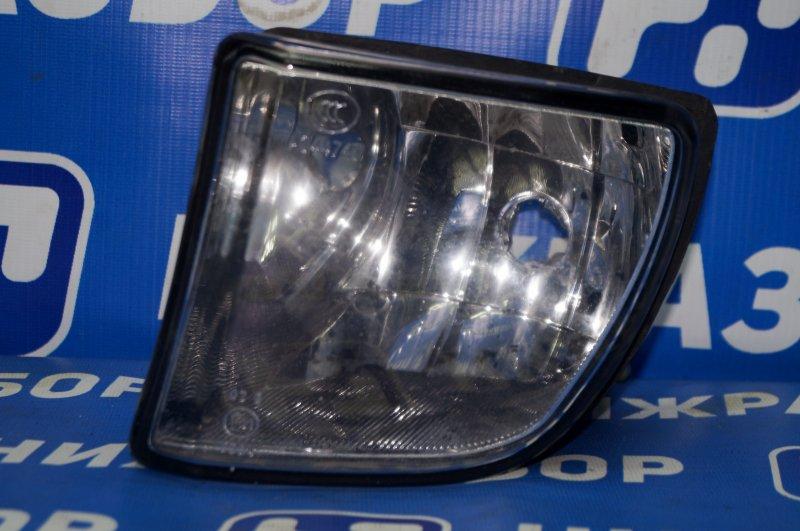 Фара противотуманная Chery Tiggo (T11) 1.8 SQR481FC 2009 левая (б/у)
