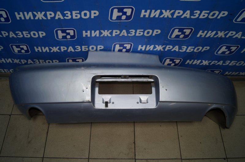Бампер Toyota Soarer Z30 1996 задний (б/у)