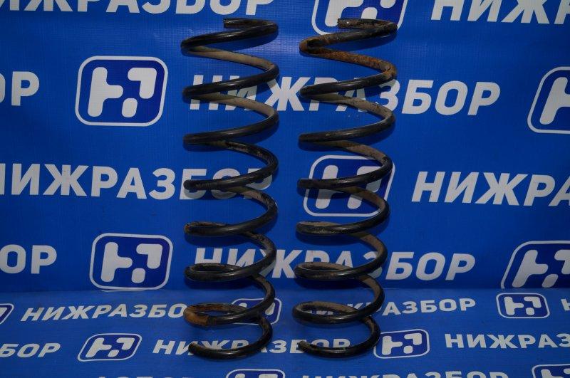 Пружина Ford Focus 2 1.6 (HXDB) 2007 задняя (б/у)