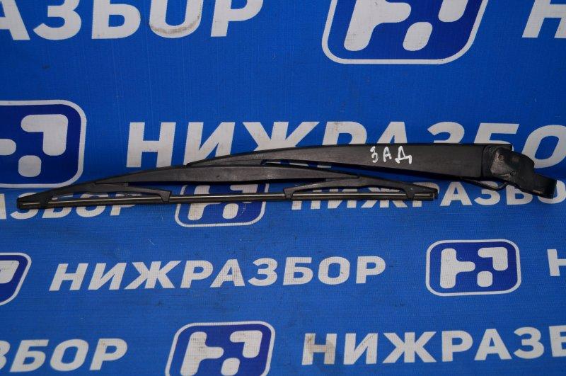 Поводок стеклоочистителя Mitsubishi Pajero Sport 2 KH 2.5 TDI 2012 задний (б/у)