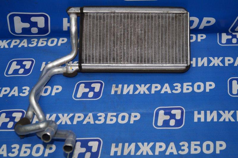 Радиатор отопителя Mitsubishi Pajero Sport 2 KH 2.5 TDI 2012 (б/у)