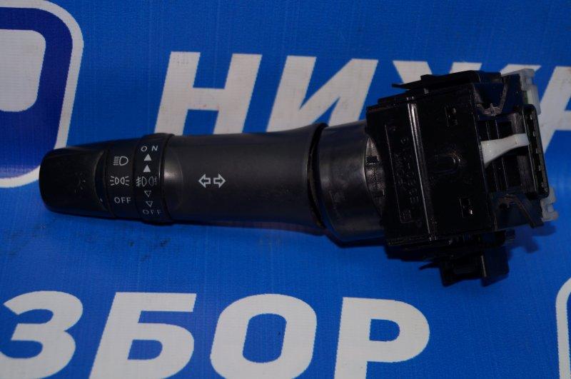 Переключатель поворотов Mitsubishi Pajero Sport 2 KH 2.5 TDI 2012 (б/у)