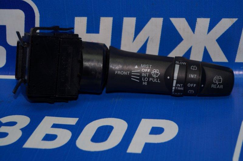 Переключатель стеклоочистителей Mitsubishi Pajero Sport 2 KH 2.5 TDI 2012 (б/у)