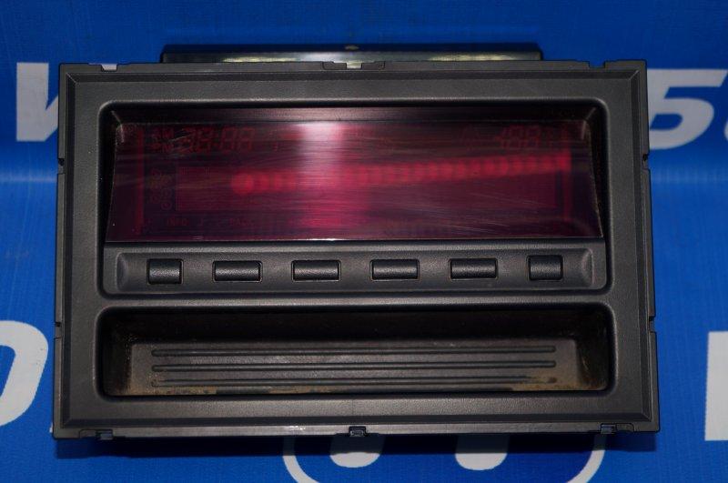 Дисплей информационный Mitsubishi Pajero Sport 2 KH 2.5 TDI 2012 (б/у)